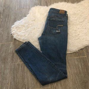 American Eagle Outfitters Hi Rise Jegging Size 10